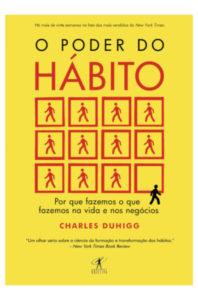 Capa livro O Poder do Hábito - Charles Duhigg